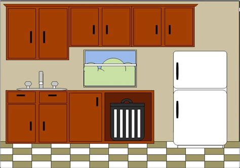 kitchen cartoon kitchen clip art images free clipart clipartix