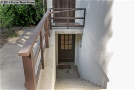 exterior basement stairs property 2319 home shoot home
