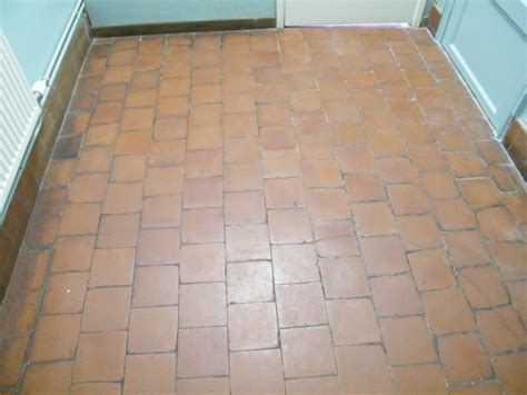 patterned quarry tiles cleaning sealing and polishing of quarry tiled floors