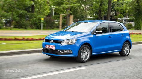 polo volkswagen 2014 2014 volkswagen polo facelift review autoevolution