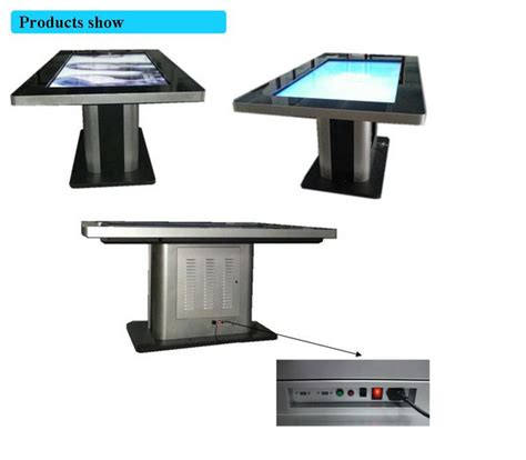 Touch Screen Conference Table 65 Inch Lcd Touch Screen Smart Conference Table With Network Buy Touch Screen Conference Table