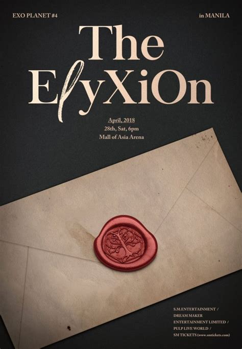 exo elyxion tour dates philippine exo ls buy up all quot elyxion in manila quot tickets