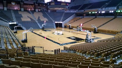 Section 8 Columbia Mo by Mizzou Arena Section 109 Rateyourseats