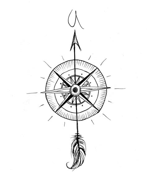 best compass tattoos designs images styles amp ideas 2018