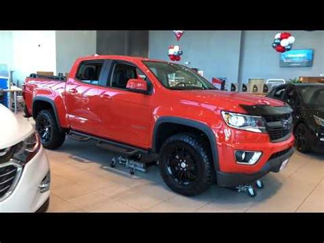 heres   chevy colorado    midsize truck  chevy colorado  ride youtube