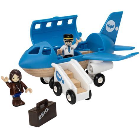 brio train set accessories brio 33306 airplane wooden train set accessories
