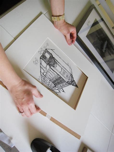 Mat For Framing Artwork by How To Mat And Frame Artwork Hgtv