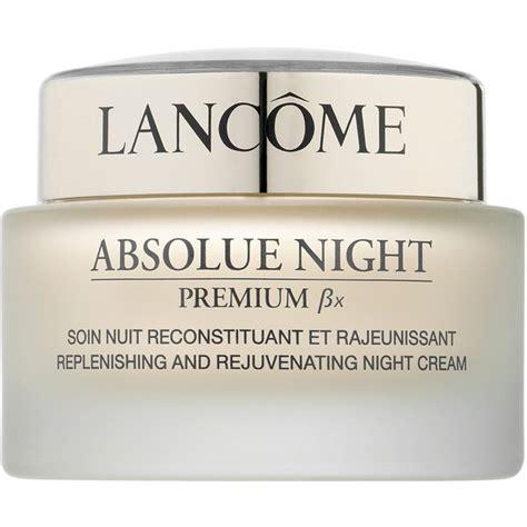 Lancome Absolue Nuit lanc 244 me absolue nuit premium bx 75ml free