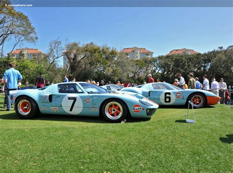 68 ford gt40 1968 ford gt40 at the amelia island concours d elegance