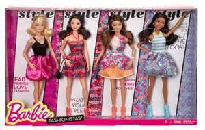 where do i find amazon black friday deals black friday barbie fashionistas dolls 5 99 each today