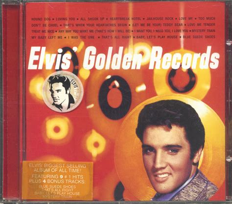 Cd Original Degung Klasik Vol 5 elvis elvis golden records vol 1 cd elvis rca all countries 78636746227 ebay