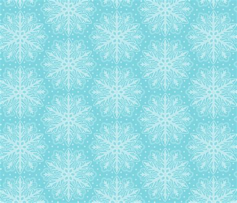 large snowflake pattern on blue fabric hazel fisher