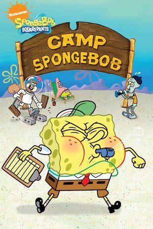 camp spongebob scholastic kids' club