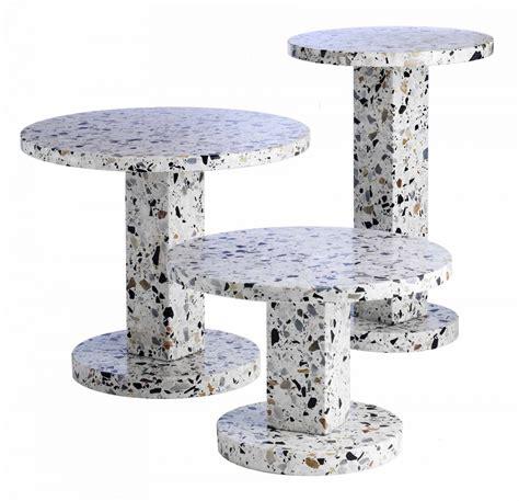 tavolino da terrazzo terrazzo table simple flair