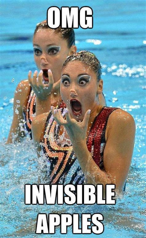 Synchronized Swimming Meme - synchronized swimming gets weird fast