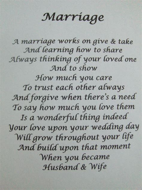 Wedding Poems by Pin By Roche On Wedding Marriage