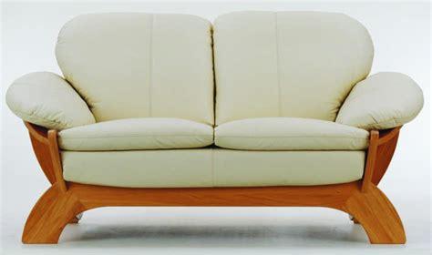 les canap駸 en bois simple canap 168 166 en bois tissu mod 168 168 le 3d de la fin 3d model