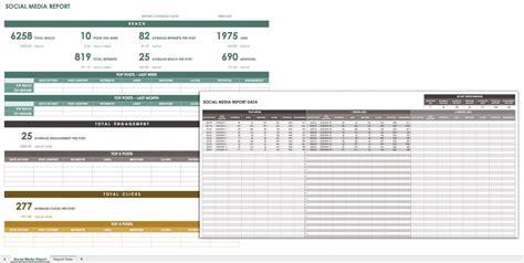32 Free Excel Spreadsheet Templates Smartsheet Excel Report Templates