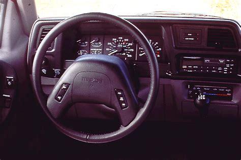 automotive repair manual 1994 mazda 929 interior lighting 1994 97 mazda b series consumer guide auto