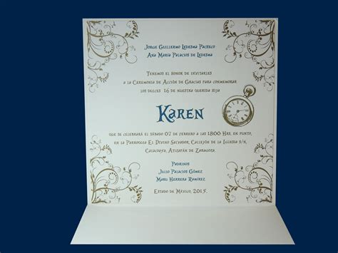 imagenes de invitaciones originales para xv años invitaciones sociales para xv a 241 os x144 historias en