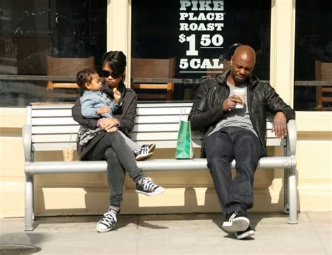 Elaine Chappelle Also Search For Spotted Dave Chapelle Starbucks With Baby The Black And