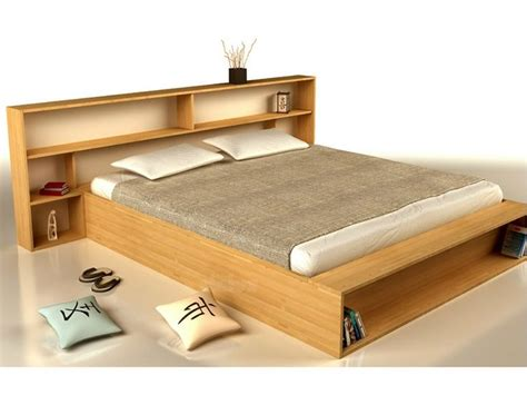 wooden headboards double 25 best ideas about wooden double bed on pinterest