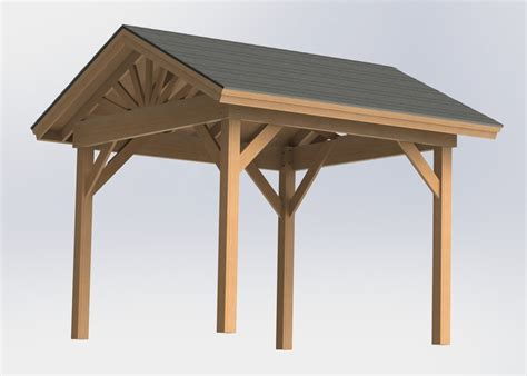Gable Roof Gazebo Gable Roof Gazebo Building Plans 10 X10 For
