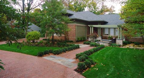 front yard patio designs story of a landscape a front yard patio worthy of