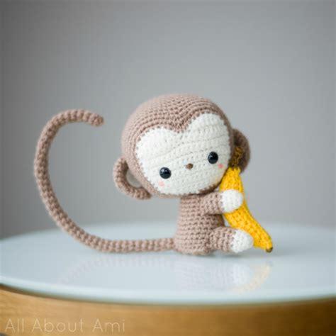 amigurumi pattern monkey amigurumi monkey pattern stitch and unwind