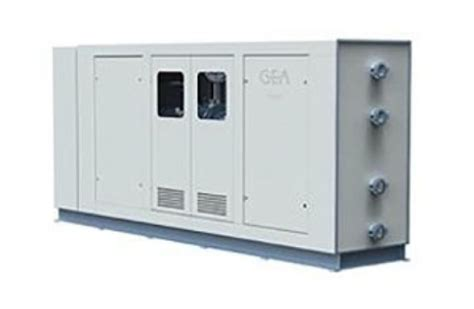 Chiller Freezer Gea gea refrigeration technologies