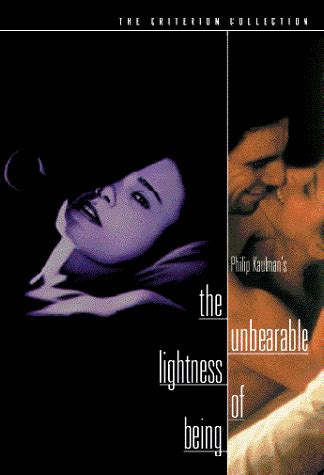 the unbearable lightness of being 1988 review