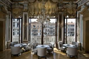 Rosewood Dining Room Furniture Aman Canale Grande Hotel Venice Italy 187 Retail Design Blog