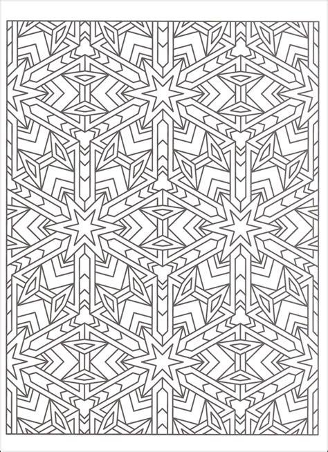 tessellation patterns coloring pages free coloring pages of m c escher