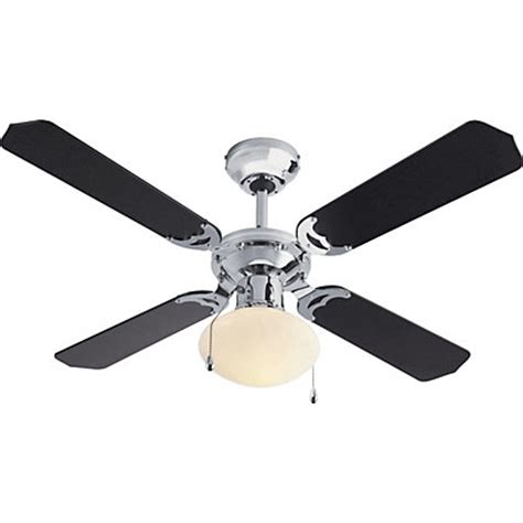 Homebase Kitchen Ceiling Lights by Ceiling Fan Black And Chrome