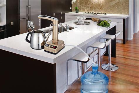 Pompa Air Galon Elektrik Praktis pompa galon elektrik terbaru lebih praktis dengan desain makin elegan harga jual