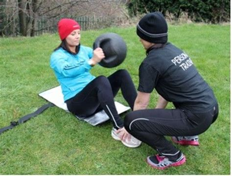 Outdoor Workout Mat by The Exercise Mat Designed For Outdoor Fitness On Dragons Den