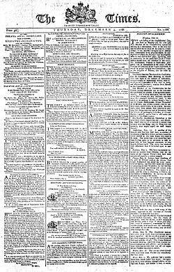 history of newspaper publishing wikipedia