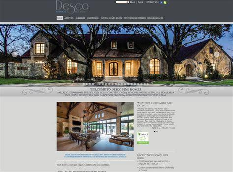 home builder website design stunning home builder website design images interior