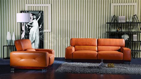 Orange Living Room Chair Orange Living Room Chair Home Design Ideas
