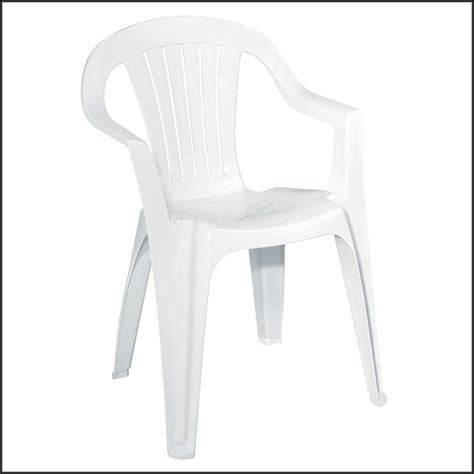 White Plastic Patio Chairs White Plastic Resin Stacking Chairs Chairs Seating