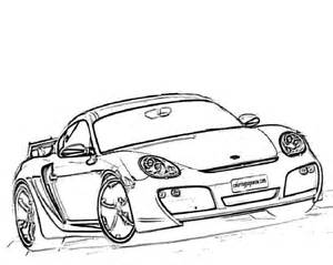 Porsche Coloring Pages Free Coloring Pages Of Porsche
