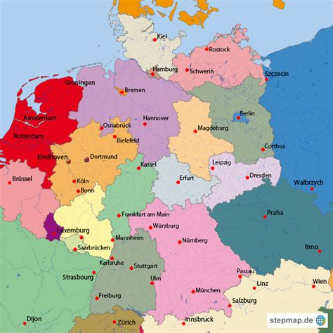 deutsches büro grüne karte adresse deutschlandkarte pasqual23 landkarte f 252 r deutschland