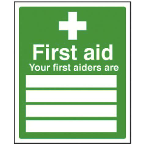 first aiders are 226 delivered free for only 163 4 95 from