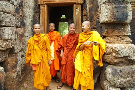 What Lies Beneath The Robes Are Buddhist Monasteries Suitable Places For Children Adele Monk Spotting Roam If You Want To