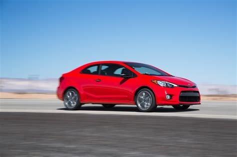 2014 Kia Forte Koup Sx T Gdi 2014 Kia Forte Koup Sx T Gdi Side In Motion Photo 5