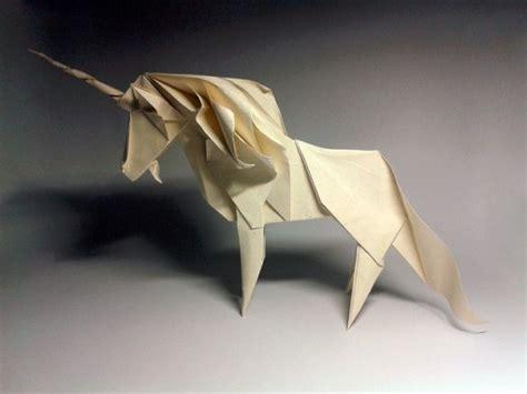 Unicorn Origami - origami unicorn brian carnell