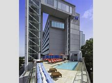 SOAK, SCULPT, STRETCH | Simply Buckhead W Hotel Atlanta Rooftop Pool