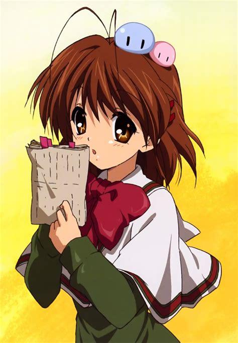 Anime Clannad Nagisa Moe Monday Nagisa Furukawa Hobbysnacks