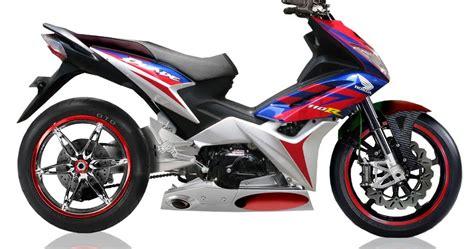 Covermotor Sarung Motor New Supra X 125 Cw Sporty Mmc rujukan modifikasi motor honda blade 110 cc gambar foto modifikasi motor daftar harga motor
