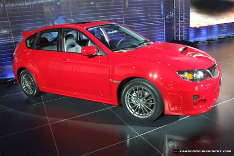 subaru wrx widebody carscoop wide body 2011 subaru impreza wrx sedan and